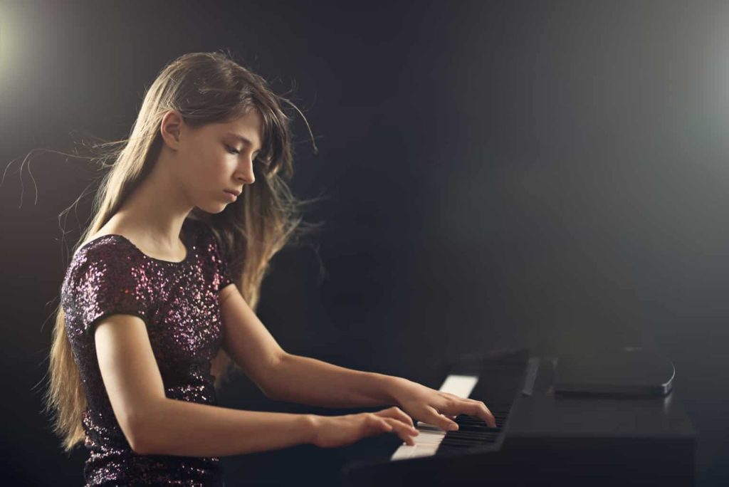piano calms the soul