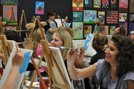 painting classes hong kong