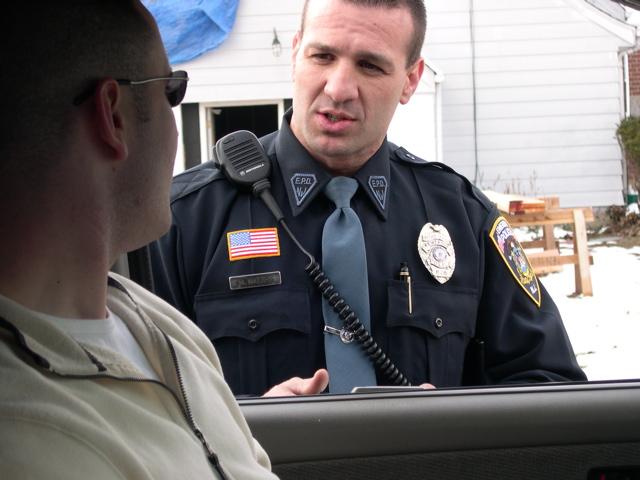patrol officers southfield mi