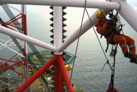 rope access Singapore